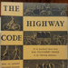Highway Code: The Highway Code - English Road Code. ; Her Majesty's Stationary Office; C.1954; 2017.32.123
