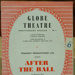 Souvenir Programme: After the Ball at the Globe Theatre. August 1954. ; 1954; 2017.32.84