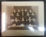 Photograph: 1948 New Zealand Women's Representative Cricket Team ; H. Fisher & Son; Crown Studios; C.1948; 2018.8.21