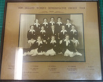 Photograph: 1948 New Zealand Women's Representative Cricket Team ; H. Fisher & Son; Crown Studios; C.1948; 2018.8.20
