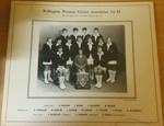 Photograph: 1969/70 Wellington Women's Team ; Ian Hulse; C.1970; 2018.5.13