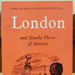 Tourist Guide: London and Nearby Places of Interest - Come to Britain Area Booklet No.1 ; C.1950s; 2017.32.85