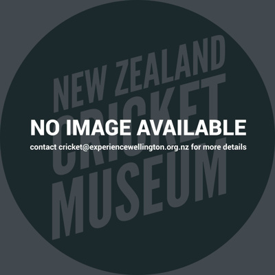 Papers: Relating to the New Zealand Cricket Foundation, 1974-1981; New Zealand Cricket Foundation; 1974; 2016.26.20
