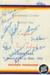 Programme: England v New Zealand (Second Test), Eden Park, Auckland, 1955; Auckland Cricket Association; 1955; 2008.52.36