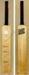 Bat: New Zealand Test Cricket 200 Club bat; Bryan Young; 1997; 03.12