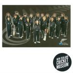 Postcard: WHITE FERNS, 2000-01; New Zealand Cricket; 2000; 2004.7.5