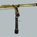 """Telescope, 6"""" Refractor; Thomas Cooke & Sons; COB092"""