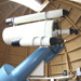 "Research Telescope of 16"" aperture; Boller & Chivens; 1967; 0018"