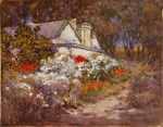 Old Homestead, Diamond harbour, Stoddart, Margaret, 1913, 69/25
