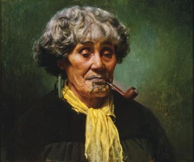 Ena Tte Papatahi, Goldie, Charles, 1902, 69/78