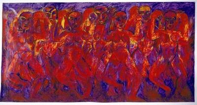 Tena I Ruia, Kahukiwa, Robyn, 1987, 89/116