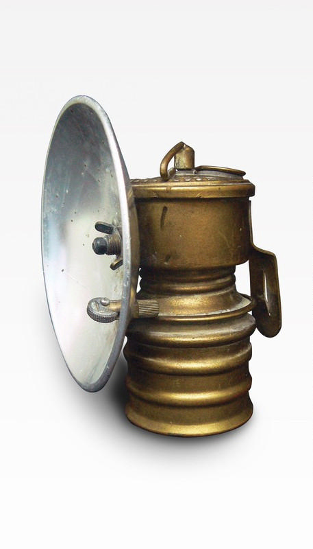 Carbide Lamp, 371