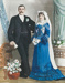 Marriage Portrait R J Kelly, 1905 ; Unknown; 1905; 2009.006