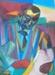 Portrait of a Painter - Don Peebles; John Pine Snadden; 1957; 2016.008