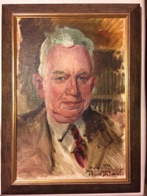 Alan Mulgan ; Charles Hopkinson; 1951 ; 2016.010