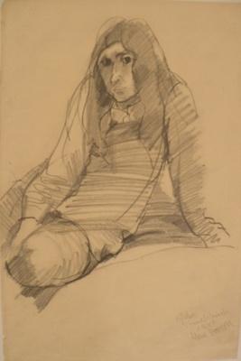 Julia; Alan Pearson; 1970; 2013.020