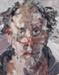 Self Portrait 6-2-11 ; John Badcock; 2011; 2012.002