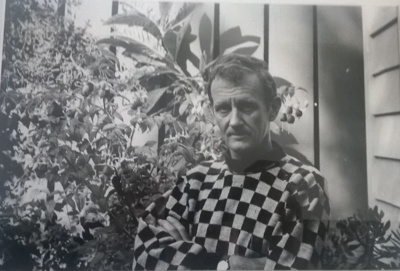 Colin McCahon, Partridge St ; Gordon H. Brown; 1968; 2014.016