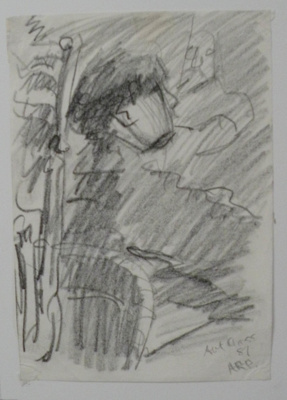 Art Class, London; Alan Pearson; 1981; 2013.039