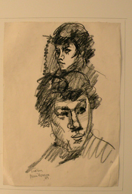 Justin (two heads); Alan Pearson; 1983; 2013.045
