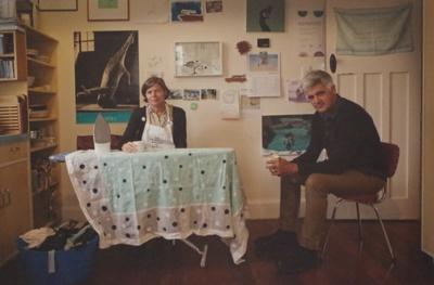 Gregory O'Brien and Jenny Bornholdt (after Robin Morrison) ; Matthew Grace; 2015; 2015.019