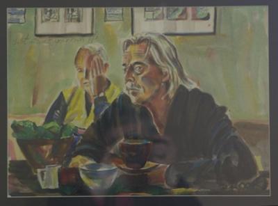 Bill Hammond ; Stephanie McEwin; 2005; 2007.003