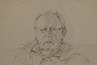 John Buck of Te Mata Estate Winder ; Freeman White; July 2008; 2008.001