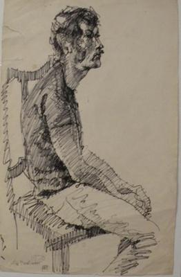 The Mountaineer; Alan Pearson; 1970; 2013.021