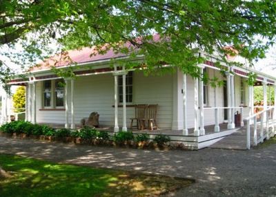 Wairarapa's First Hospital; NZHPT 4002