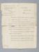 Letter, Investigating Capture, 2nd Lieutenant, A. W. Robb (W.W.I) ; British Army; 10.06.1919; RI.W2014.3579.11