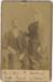 Photograph, Studio photograph of Mr and Mrs James Arthur; Unknown photographer; 1880-1890; RI.P1.92.9