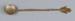Spoon, Brass, Hamsa; Unknown maker; 1900-1950; RI.W2001.110