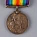 Medal, British War Medal, Arthur William Robb (W.W.I.); Royal Mint; 1920-1925; RI.W2014.3579.3