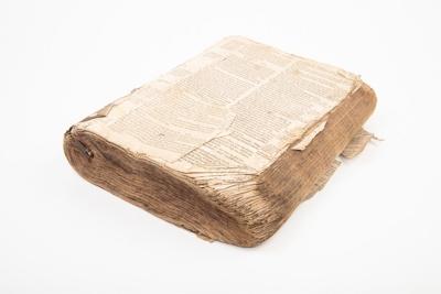 Bible, Galloway Family; Bassandyne, Thomas; 1579; RI.W2010.3061