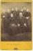 Photograph, Carte de visite, Group photograph of the Cassels family; J. M. Nicholas; 1884; RI.P4.92.49