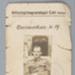 Word of Honour, Prisoner of War, 2nd Lieutenant A.W. Robb (W.W.I); Germany Army; 1914-1918; RI.W2014.3579.5