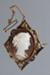 Brooch, Cameo, Jasper; Unknown maker; 1880-1920; RI.W2001.49