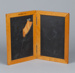 School slate, A. W. Faber No. 58; Faber-Castell; 1900-1950; RI.W2002.1338