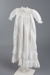 Gown, Christening, Daniel family; Unknown maker; 1880-1884; RI.CL94.56