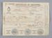 Certificate, Discharge of Seaman, A.W. Robb; Superintendent of Mercantile Marine, Lyttleton; 17.07.1920; RI.W2014.3579.4