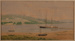 Painting, Jacob's River ; Green, Samuel Edwy; 1870; RI.WESA.05-3688