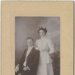 Photograph, Herries and Mary Beattie; Unknown photographer; 1910; RI.P2.92.19