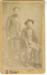 Photograph, Carte de visite, Studio photograph of John Arnett and I. Taylor; Nicholas and Dougall; 1880-1884; RI.P1.92.8