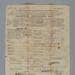 Certificate, Protection Certificate, 2nd Lieut.  A. W. Robb (W.W.I) ; British Army; 22.04.1919; RI.W2014.3579.12