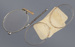 Spectacles, Astig pince-nez; Unknown maker; 1890-1930; RI.0000.237