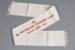 Show ribbon, The 4th Southland Ayrshire Oaks Royal Show 1963; Unknown maker; 1962-1963; RI.W2014.3576.11