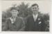 Photograph, Jack Agnew and his mother; Elmwood Studios; 1953; RI.P1.92.1