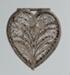Box, Trinket, Silver filigree; Unknown maker; 1880-1920; RI.W2001.16