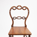 Chair, Wooden; Unknown maker; 1880-1900 ?; RI.W2001.418