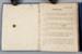 Book, Officer's Record of Service, 2nd Lieutenant A.W. Robb (W.W.I); British Army; 1916-1917; RI.W2014.3579.9